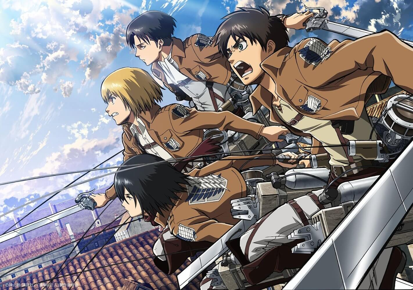 Attack on Titan Character Quiz   Anime Knowledge